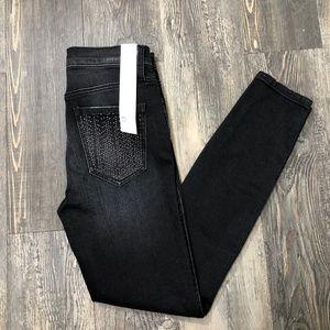 NWT Current/Elliott High waist stiletto